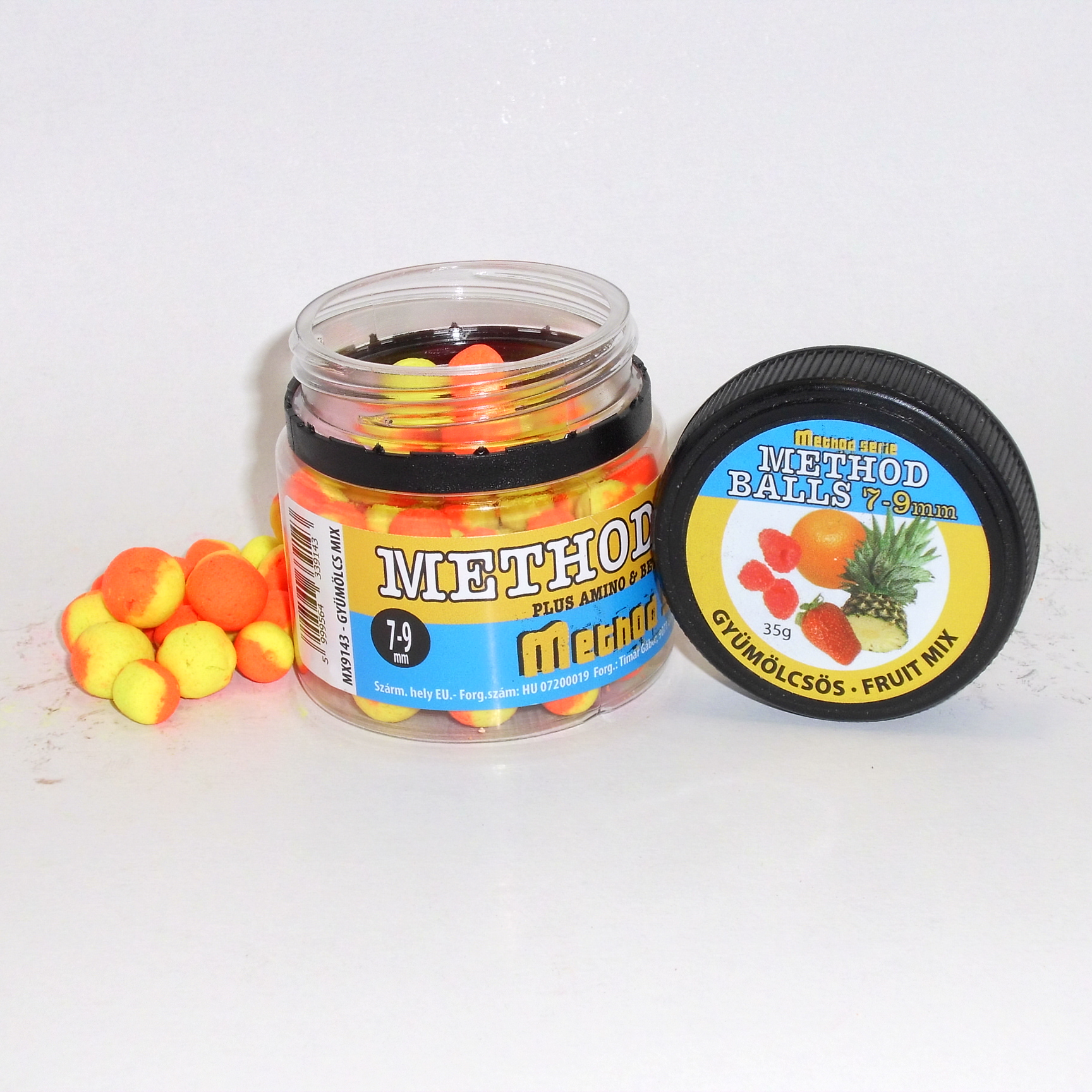 MM Balls 7-9mm Mix  ovoce