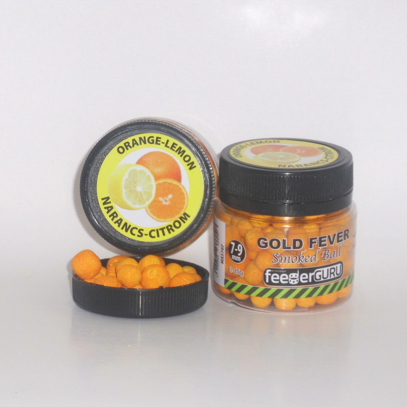 FG Smoked Balls 7-9 mm 35g Gold fever
