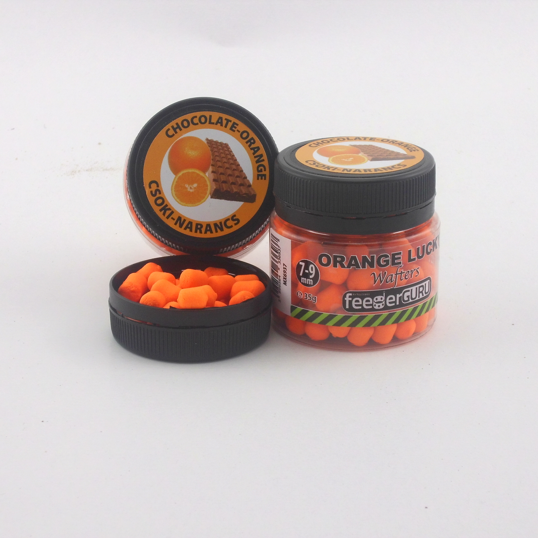FG Wafters 35g Orange Lucky